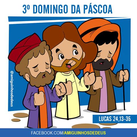 3 domingo da páscoa