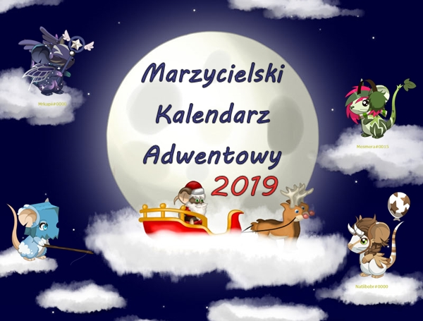 Plemie Marzyciele Marzycielski Kalendarz Adwentowy 5