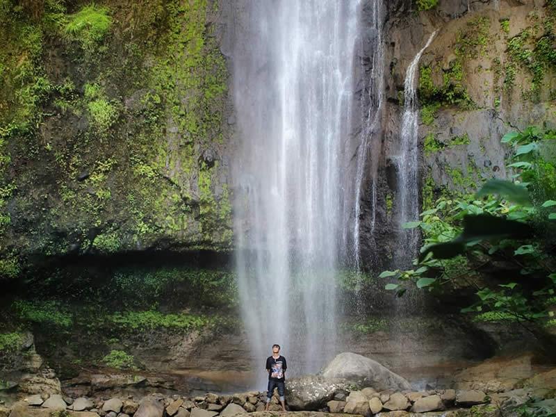 Curug Cimanintin Tempat Wisata di Tasikmalaya Terbaru