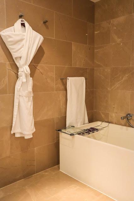 Checked in: Ritz Carlton, Herzliya