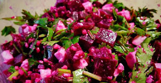 Beet Salad With Feta That Fights Inflammation