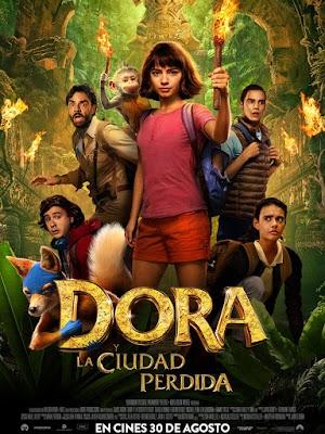 Dora y la ciudad perdida [Latino] [OneDrive] [GoogleDrive] [Gratis] [HD]