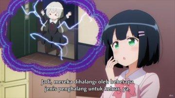 Tonari no Kyuuketsuki-san Episode 1 Subtitle Indonesia
