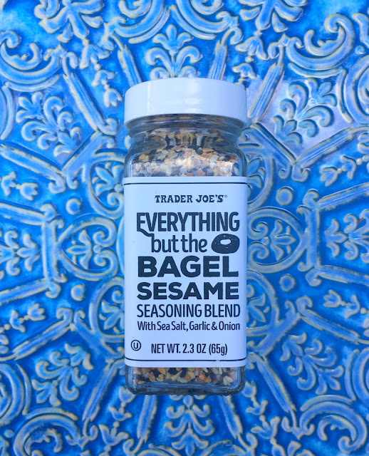 5 Recipe Ideas for using Trader Joe's Everything but the Bagel Seasoning!