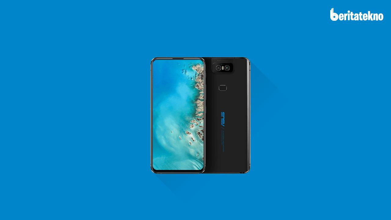 Asus Zenfone 6 ZS630KL, Kameranya Keren