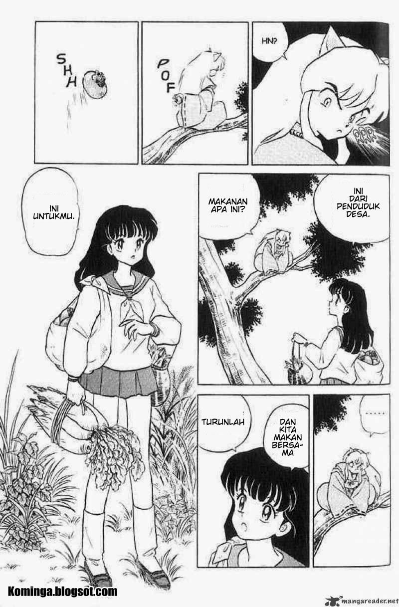 Inuyasha Chapter 3-17