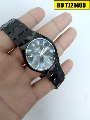 Đồng hồ nam cao cấp dây đá ceramic RD T721400