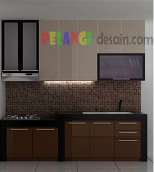 Kitchen Set A Minimalis Murah
