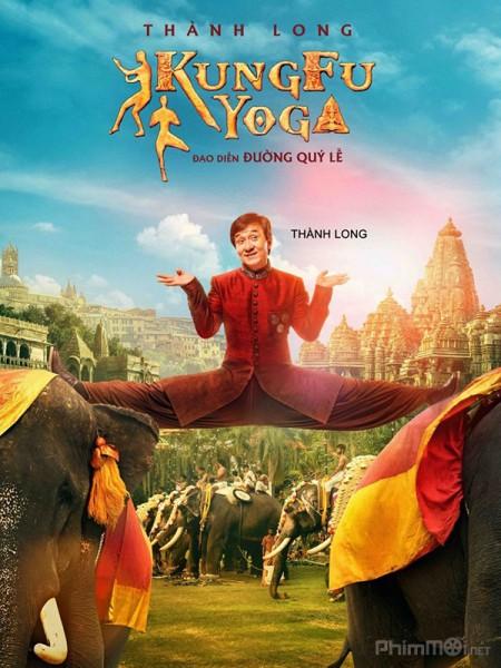 Phim Kung-Fu Yoga-HD