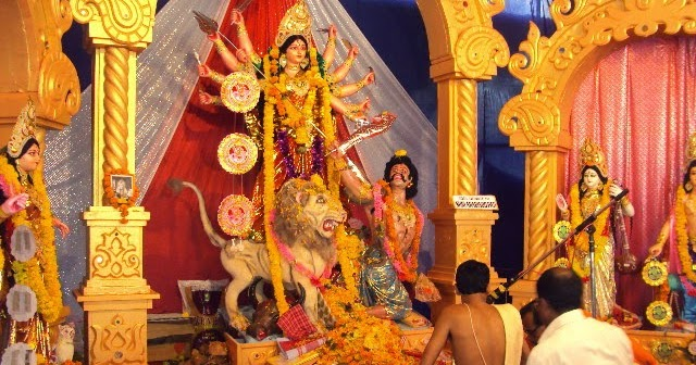 Image result for Durga Puja 640x336