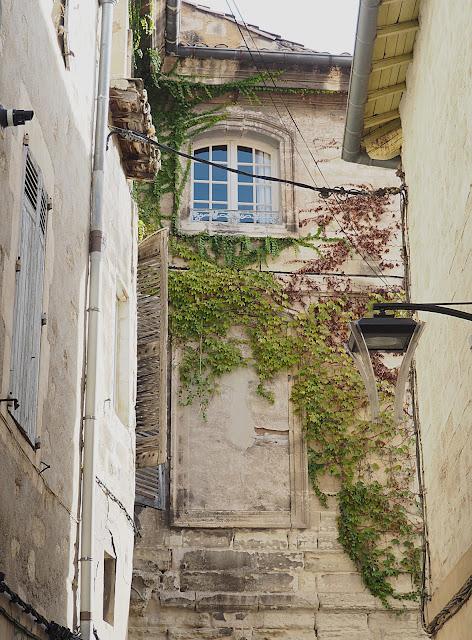 Улицы в Авиньоне (Streets in Avignon)