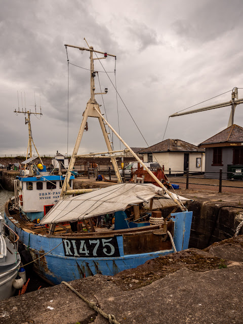 Photo of Jean Paul in Maryport Harbour