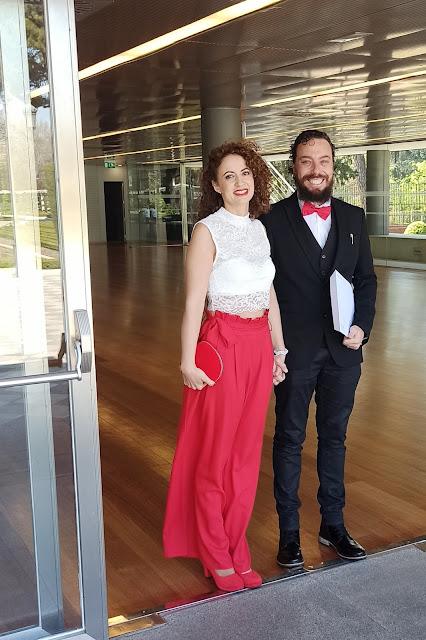 salida de la ceremonia Boda Jorge&Julia