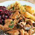 Filet z kurczaka w sosie z leśnych grzybów (suszonych)