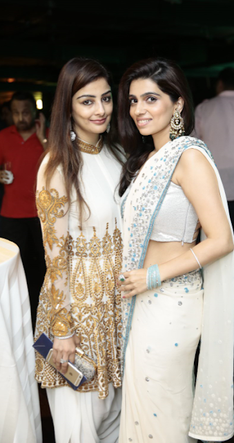 Restaurateur Pooja Gogia and Fashion Designer Nikhita Tandon-min