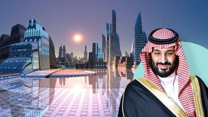 رؤية محمد بن سلمان الطموحة لمشروع نيوم العملاق