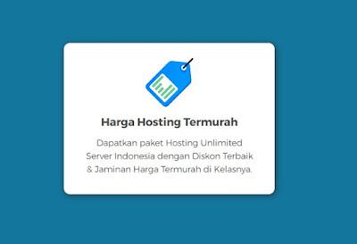 Harga Hosting Termurah (Niagahoster.co.id)