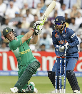 India vs South Africa 24th Match ICC World T20 2009 Highlights