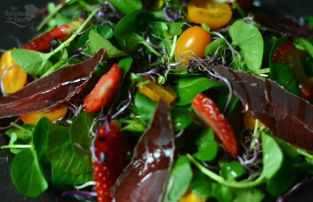 Ensalada-de-berros-con-brotes-tomates-cherry-y-cecina-de-ciervo-04