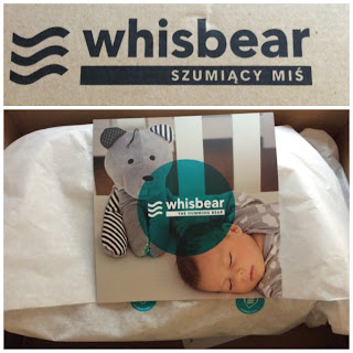 Whisbear humming bear