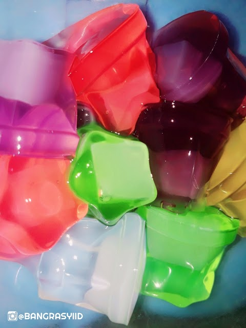 Wong Coco My Jelly, Sedaaap!!