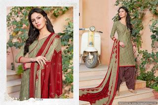 Trendy vol 42 Cotton Dress Material Suryajyoti