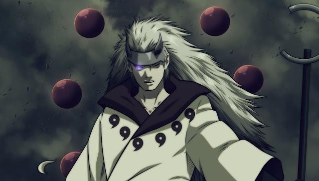 Naruto Shippuden Madara Sage