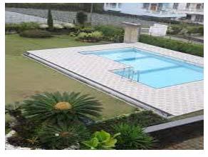 villa istana bunga private pool dan halaman luas