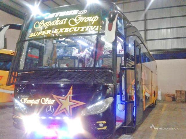 Sempati Star : Bus Mewah dari Sumatera, Sudah Pernah Nyoba?
