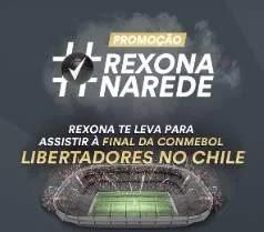 Promoção Rexona na Rede Final Libertadores 2019