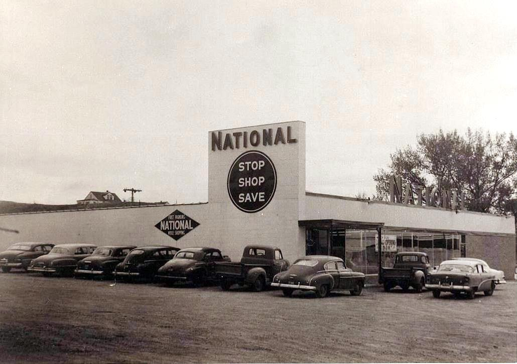 Minot Memories National Grocery Store