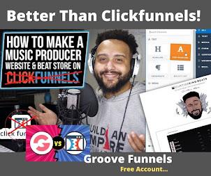 Build A Music Store Better Than ClickFunnels...