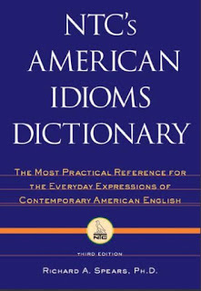 NTC's American Idioms Dictionary English Complete PDF Book