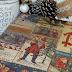 Cajas decoradas para regalos de navidad