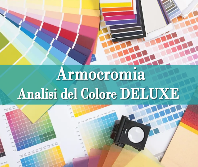 Analisi del Colore online: book DELUXE