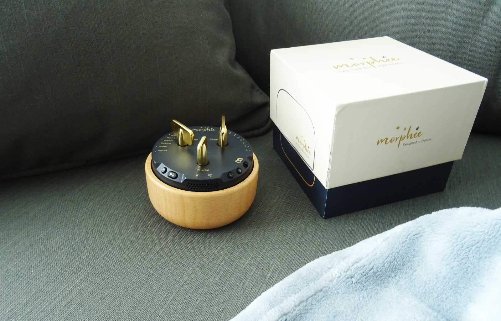 box méditation sommeil morphée