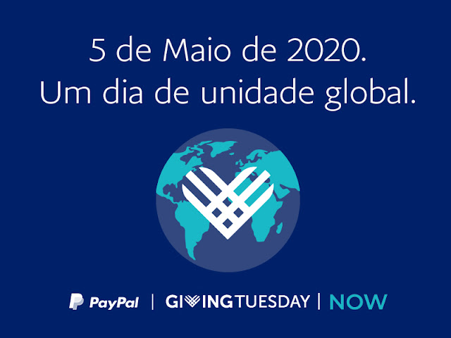 PayPal cria onda de generosidade em Portugal para ajudar a Fundação AMI, CASA e Cruz Vermelha Portuguesa