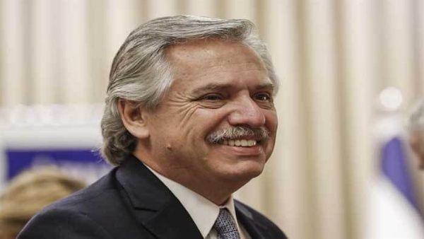 Alberto Fernández destaca posición de FMI sobre deuda argentina