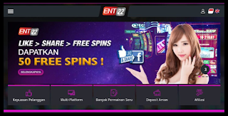 Situs Mesin Slot Judi Online 2020 Ent22