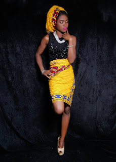 News: Popular Kaduna State Model 'Princess Natasha' Ushers in 2018 With Stunning Photos