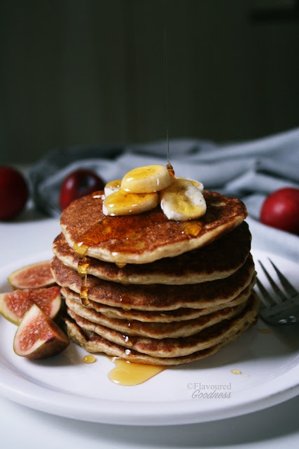 how to make Oats Banana Pancake