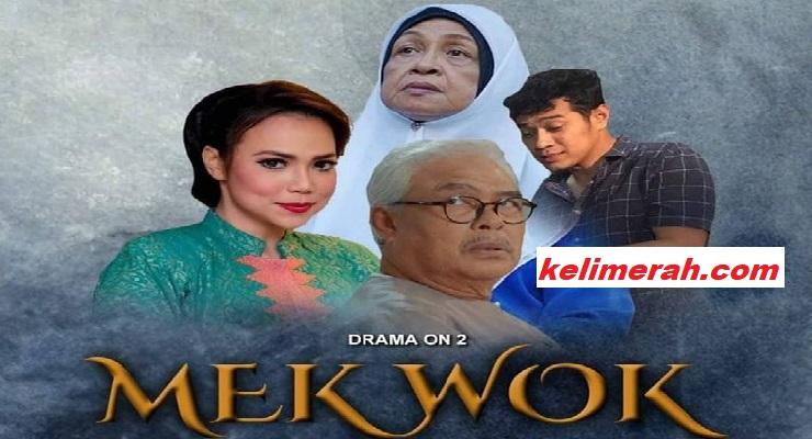 Telemovie Mek Wok Lakonan Fauziah Nawi,Faradhiya 1