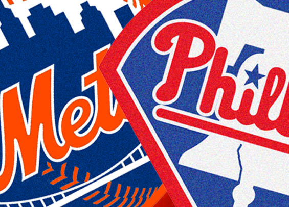 Phillies host the Mets