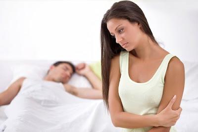 Lệch pha tình dục... trên giường