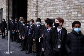 England's children go back to school after coronavirus lockdown