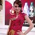 Model Kebaya Modern Lengan Pendek Anne Avantie