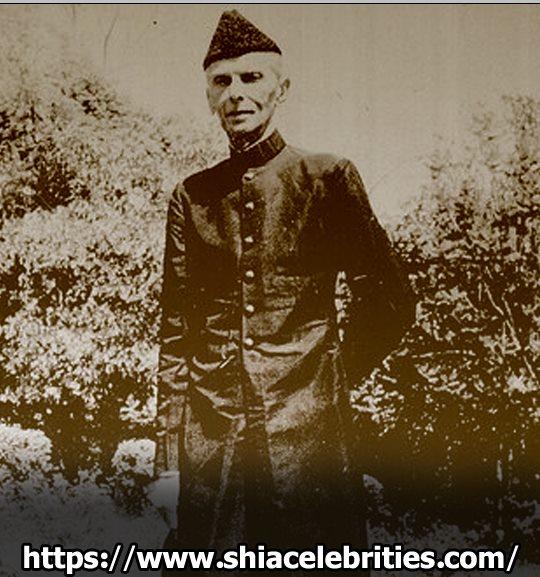Shia Leaders In Pakistan Movement