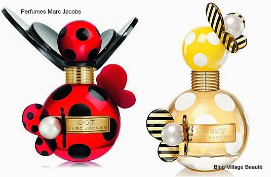 MARC JACOBS DOT PERFUMES