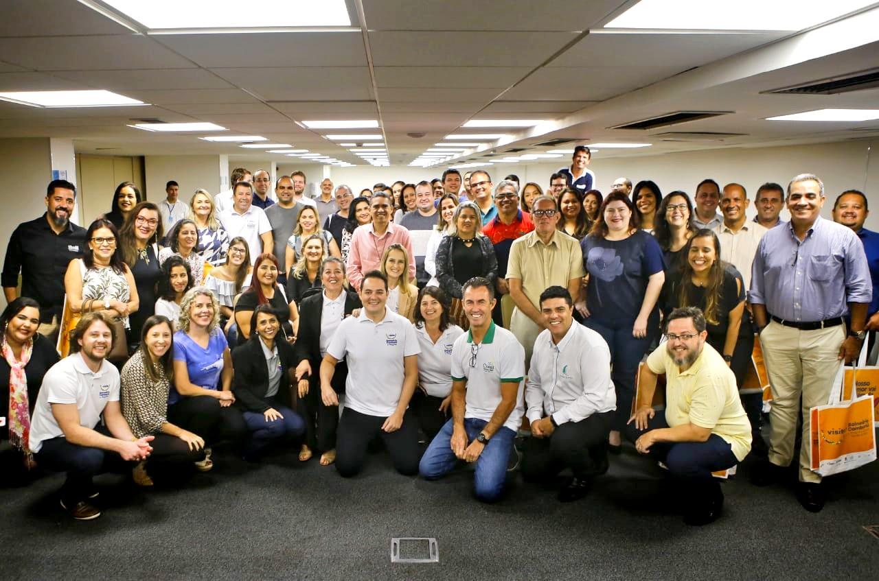 2d427f12098af Nordeste recebe 3ª etapa do projeto Visite Balneário Camboriú e Região  Costa Verde & Mar