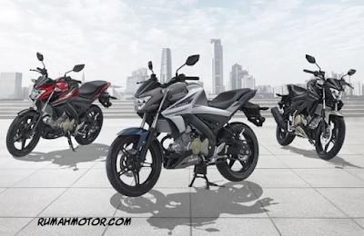 Harga dan Spesifikasi Yamaha V-ixion 150 CC